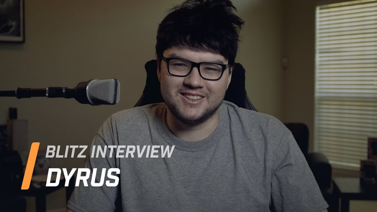 How old is dyrus