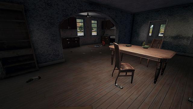 In-Game Screenshot of PUBG Looting Location