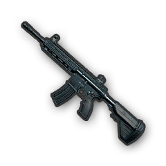In-game image of PUBG Weapon M416