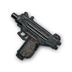 In-game image of PUBG Weapon Micro-UZI