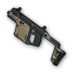 In-game image of PUBG Weapon Vector