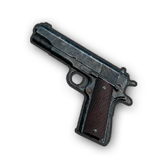 In-game image of PUBG Weapon P1911