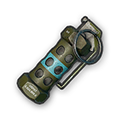 In-game image of PUBG Stun Grenade